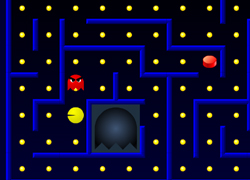 Pacman online play PACMAN