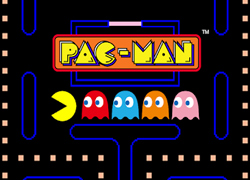 Online play pacman PACMAN
